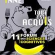 Forum des Sciences Cognitives
