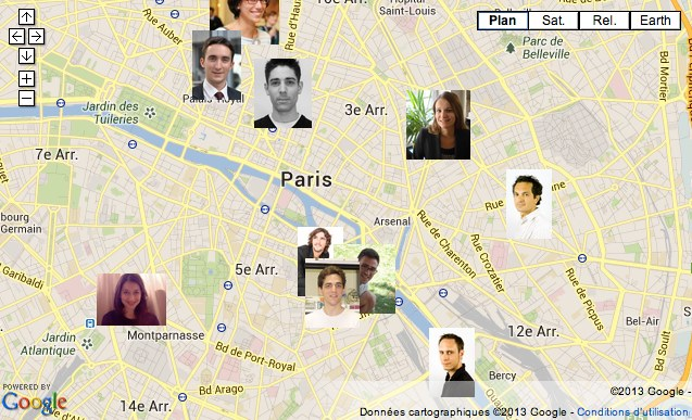 Apéro Sciences & Web #28 : Portraits d'innovateurs